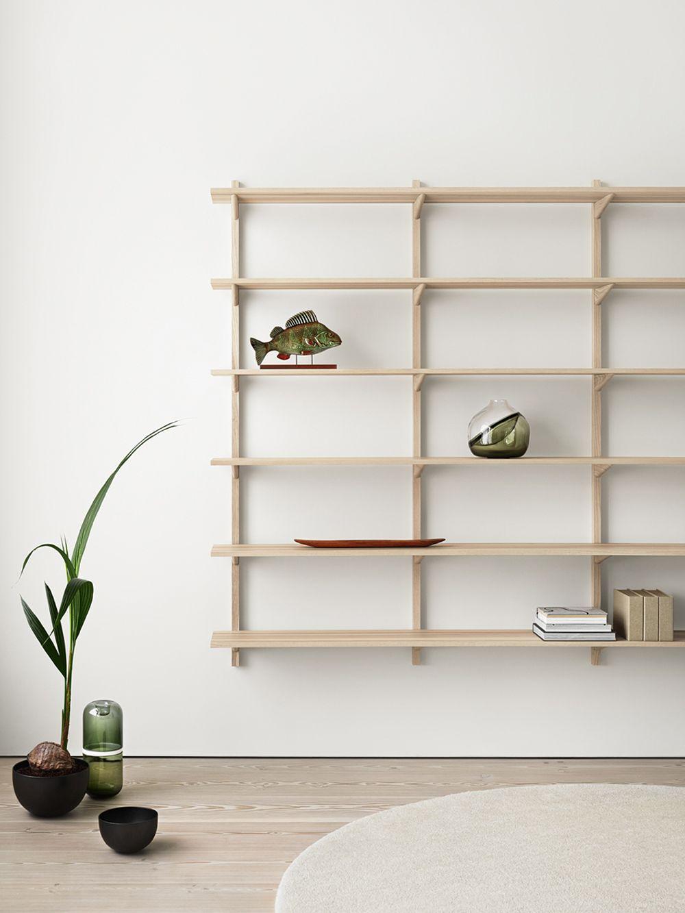 Voice Levier shelf system