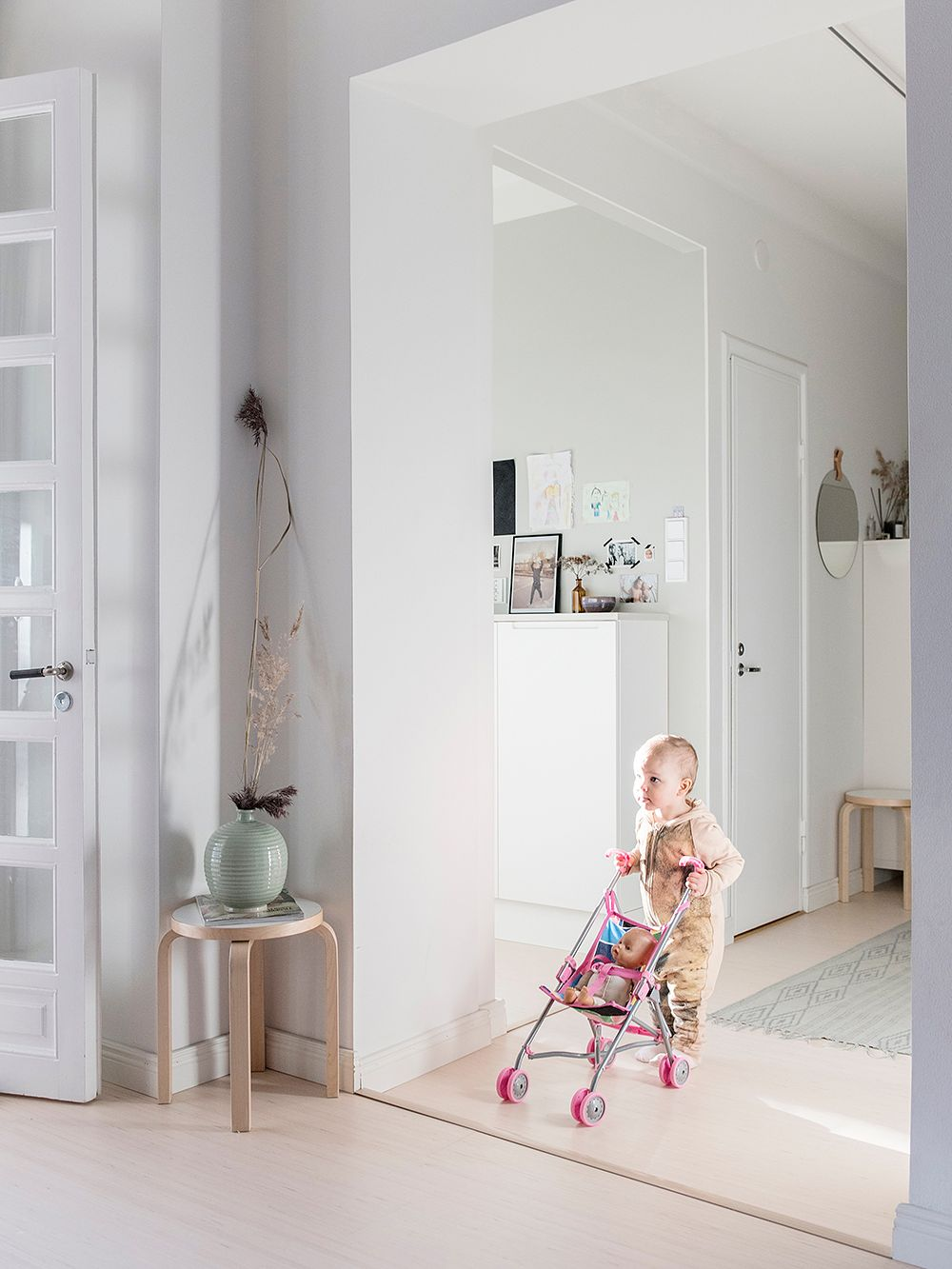 Aalto E60 stool