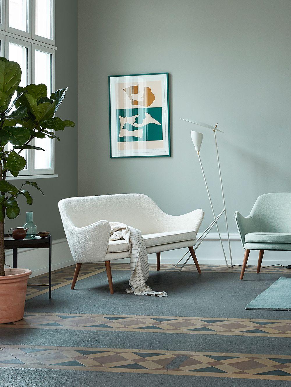 Warm Nordic Dwell sofa