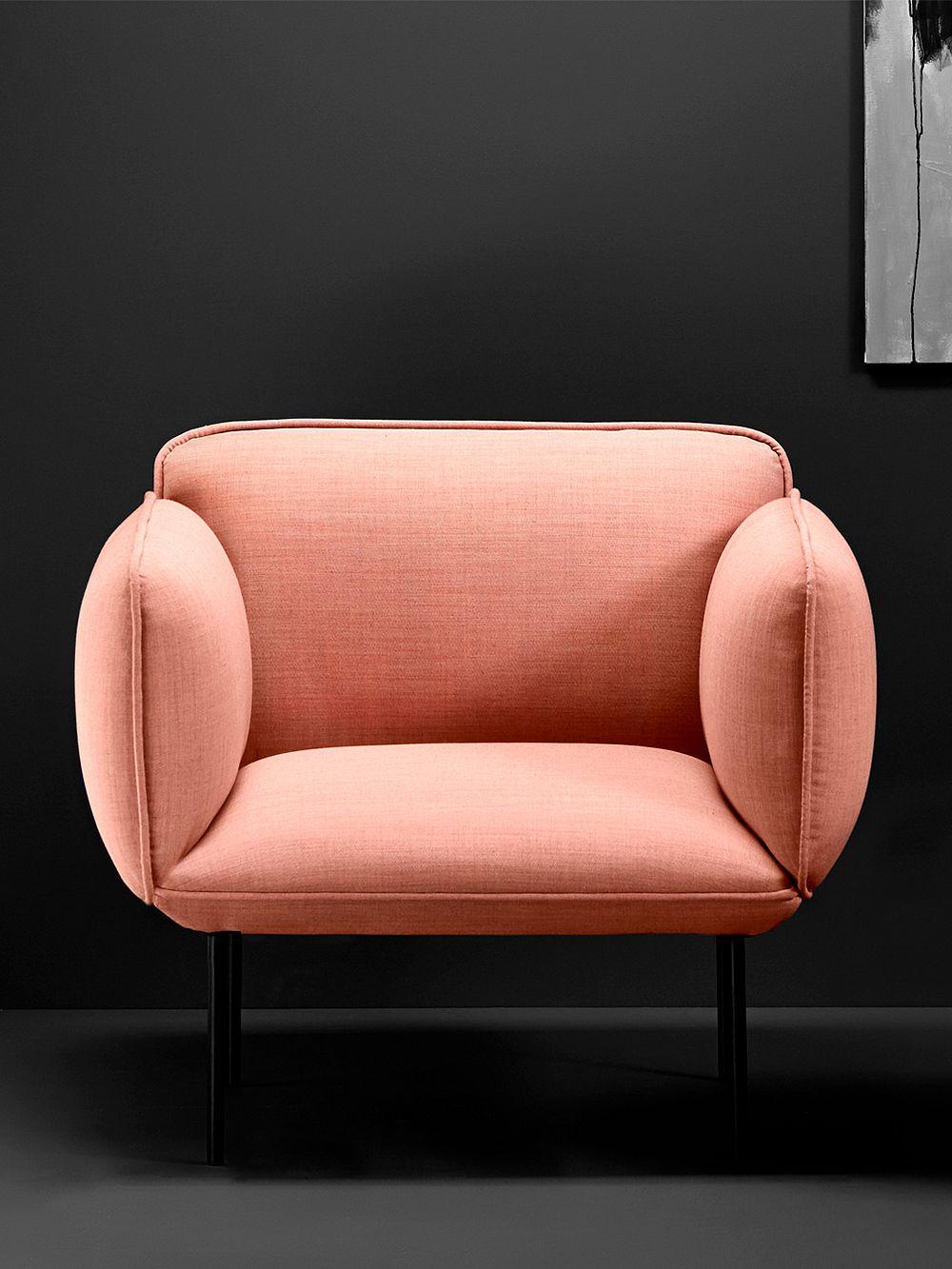 Woud Nakki lounge chair