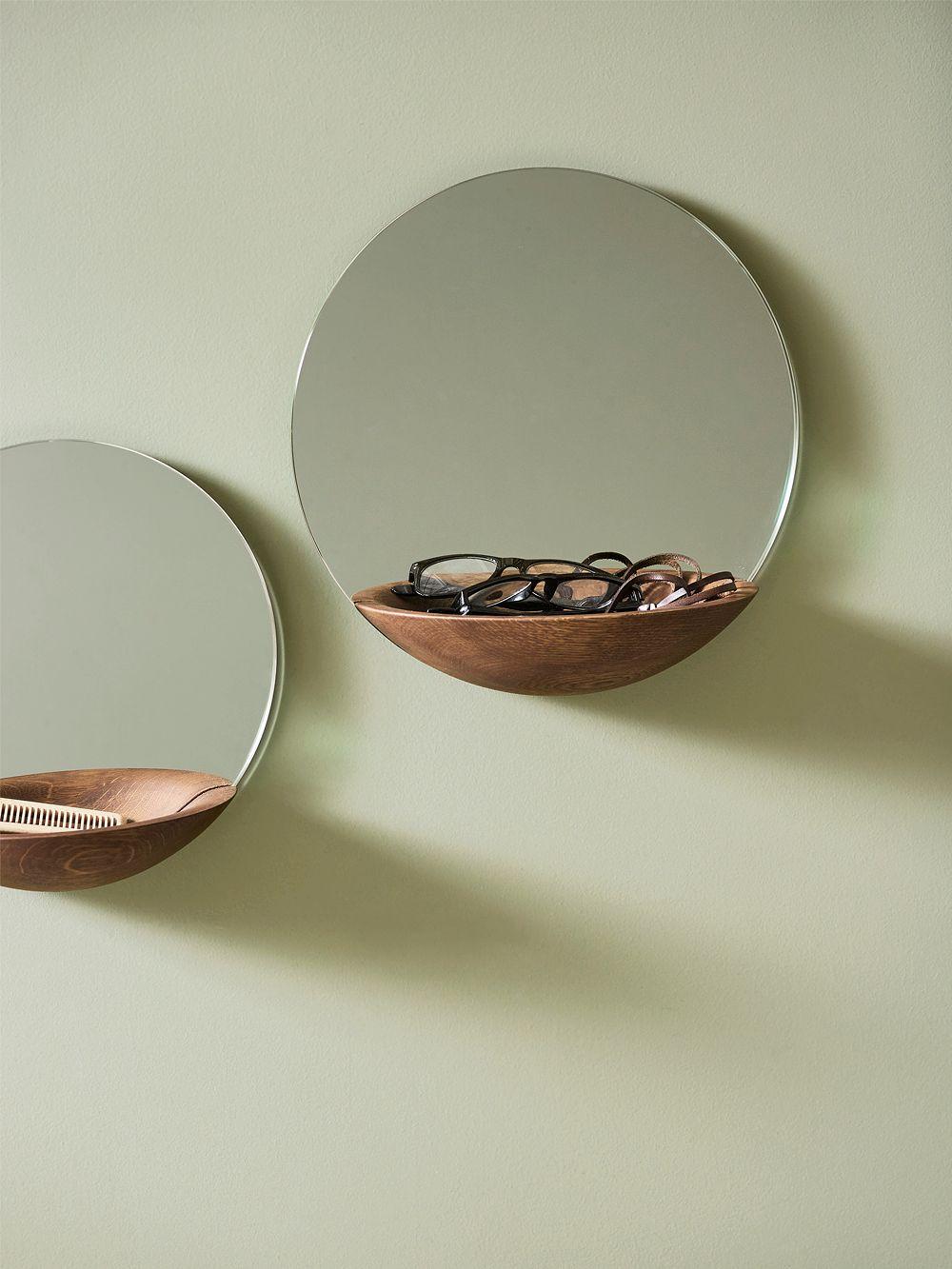 Woud Pocket Mirrors