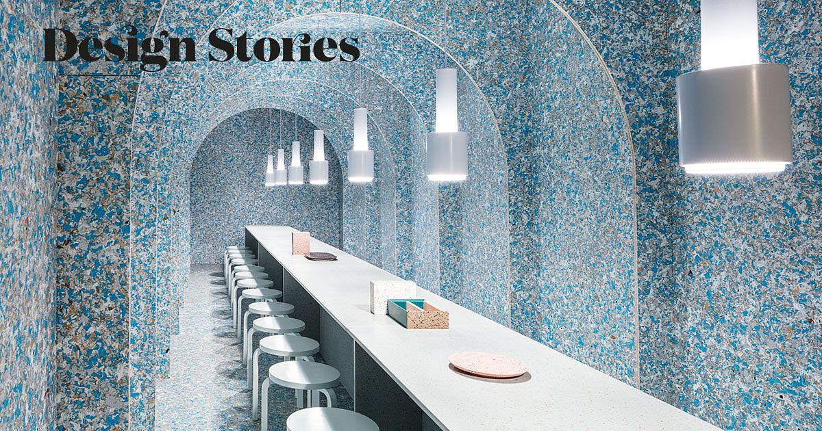 finnish design shop takes part in zero waste exhibit in new york design stories. Black Bedroom Furniture Sets. Home Design Ideas