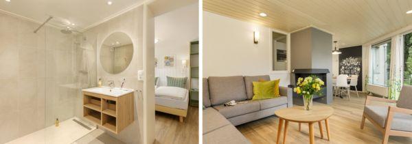 Vernieuwde Premium cottage in De Eemhof