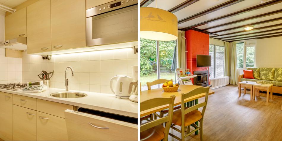 Comfort cottage Limburgse Peel