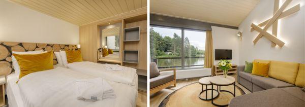 Vernieuwde VIP cottage in De Eemhof