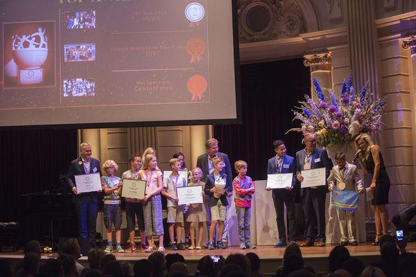 Center Parcs wint Raad van Kinderen Award