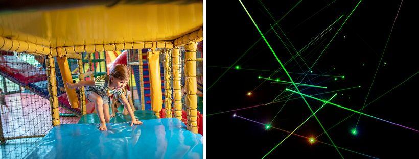 BALUBA & Laser Labyrinth