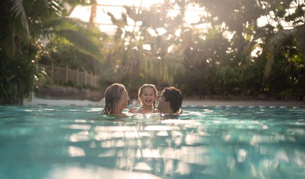 Park De Haan: waterpret in vernieuwde Aqua Mundo