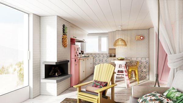 Nieuwe Beach Chilla's in Park Zandvoort