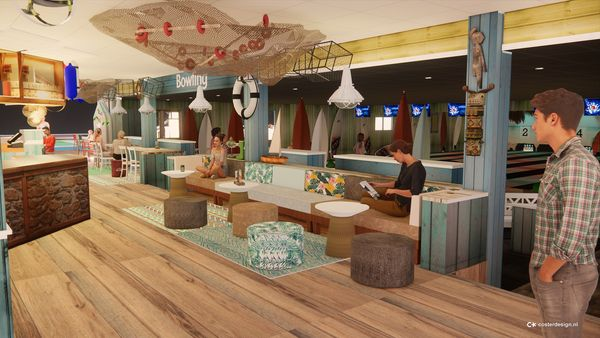 De vernieuwing van vakantiepark Park Zandvoort