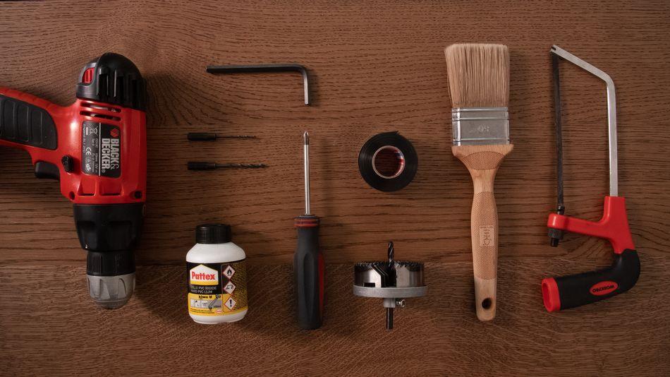 cp@home gereedschap