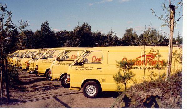De geschiedenis van Center Parcs: de jaren 1972 tot 1976
