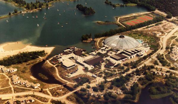 De geschiedenis van Center Parcs: de jaren 1977 tot 1986