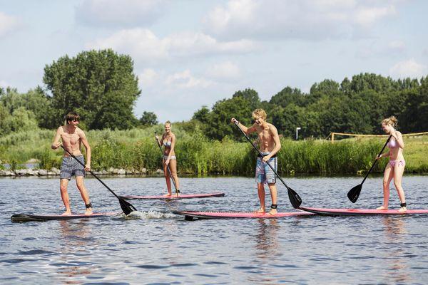 De 5 leukste wateractiviteiten voor deze zomer