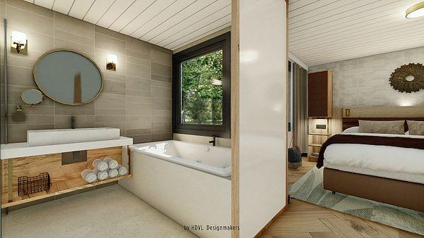 Win een testverblijf in de nieuwe Wellness cottage in De Eemhof