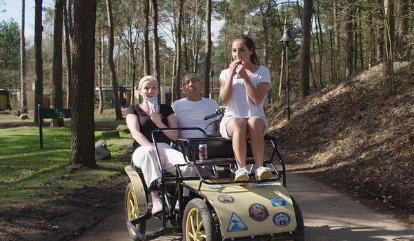 50 jaar vakantieherinneringen: Familie Guldenaar