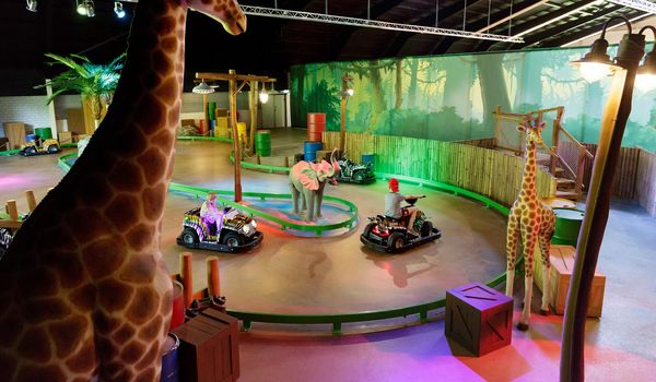 Beleef de vernieuwde Action Factory in Het Heijderbos in 360°