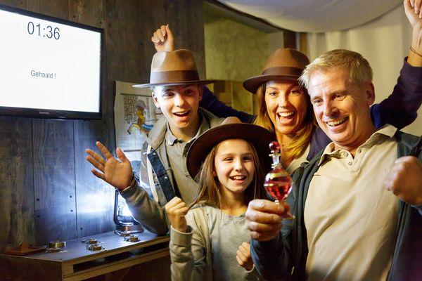 Getest: de nieuwe Escape Room in Het Heijderbos