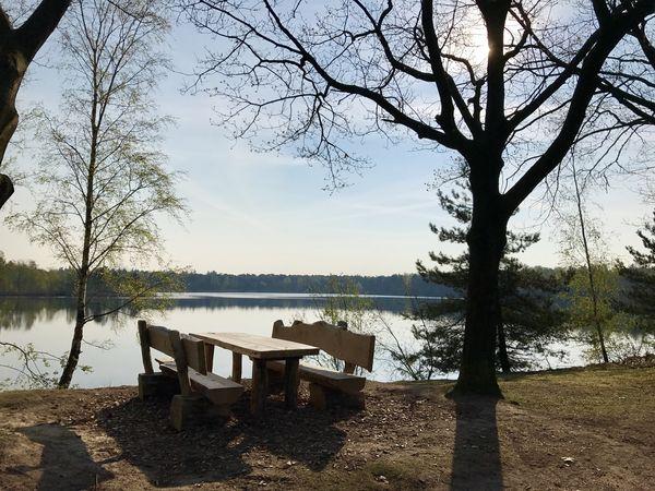 picnick grote meer