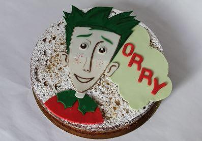 Center Parcs Thuis DIY - De Orry taart bakken