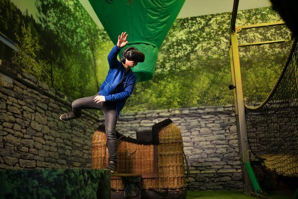 Virtual Reality Experience in De Kempervennen