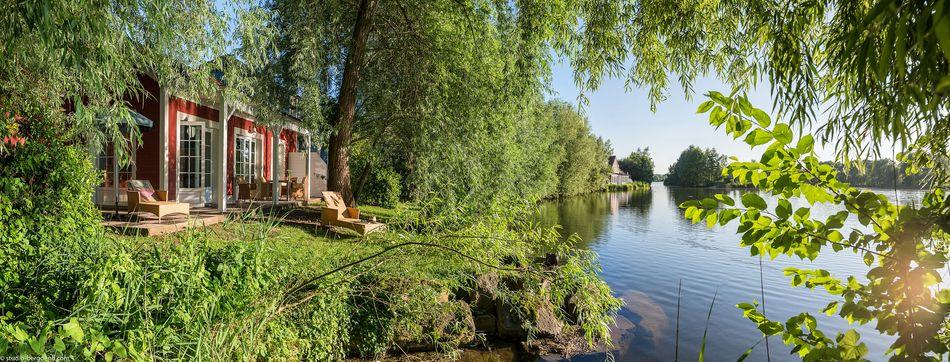 cottage aan het meer