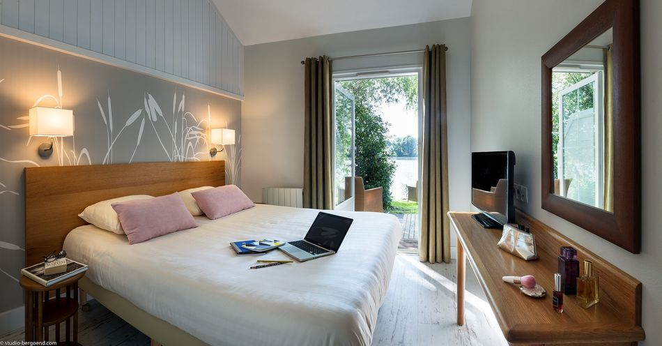 slaapkamer lac d'ailette