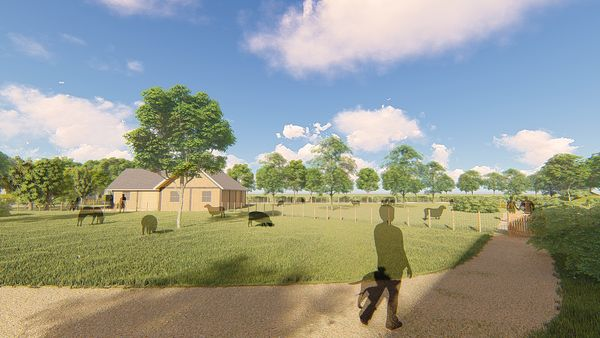 Een nieuw Center Parcs Park in De Haan (B)