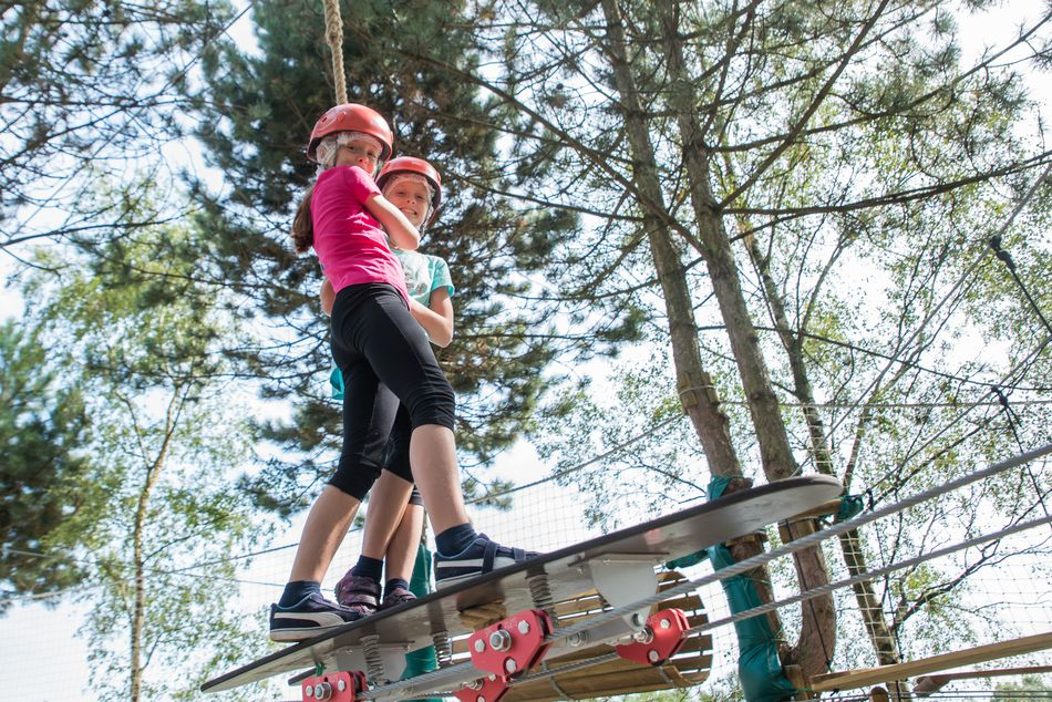 Kids High Adventure Het Meerdal