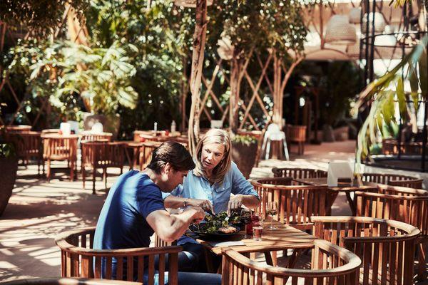 Restaurant Parc Sandur