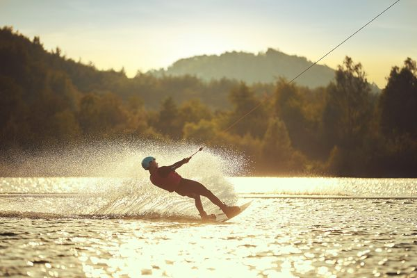 Terhills Cablepark wakeboarden