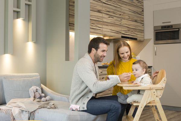 Ihr erster Urlaub mit Baby – vielleicht in Nordfrankreich?