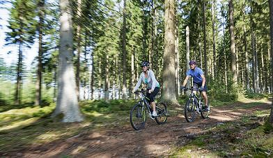 De 4 coolste mountainbikeroutes in de buurt van Center Parcs Les Ardennes (B)