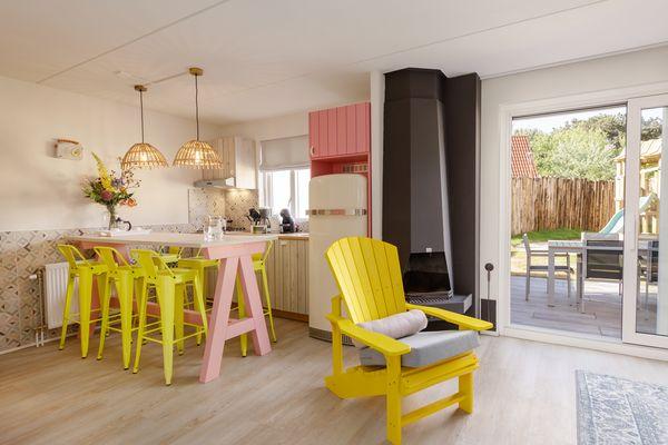 Win een testverblijf in de nieuwe Beach Chilla in Park Zandvoort