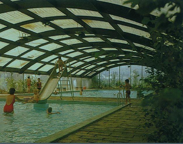 Zwembad Meerdal Glijbaan