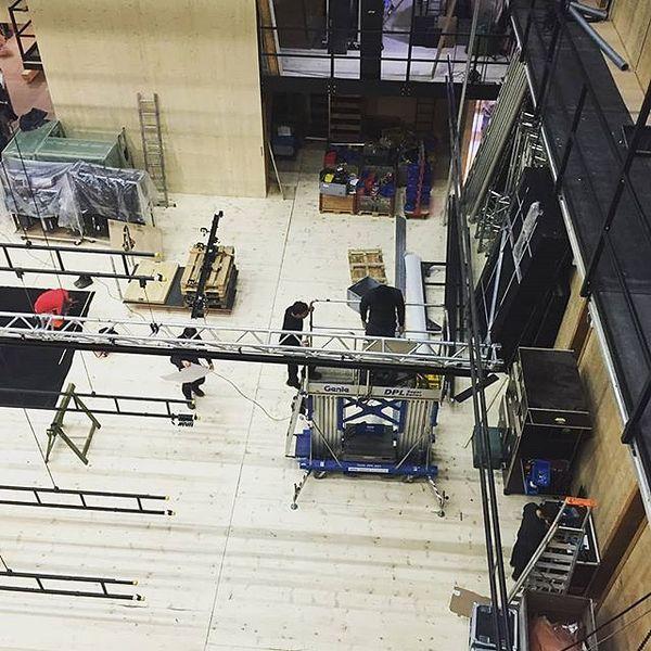 Une autre façon d'apprécier le grand théâtre de Genève #swisspro #postulemaintenant