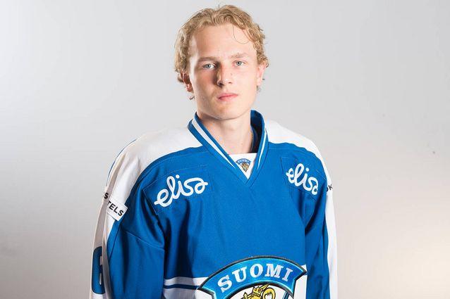 Kristian Vesalainen on ollut kisojen tehokkain pelaaja alkulohkojen aikana. Kuva: Leijonat.fi
