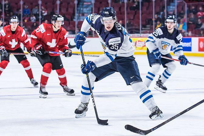 Otto Koivula oli mukana nuorten MM-kisoissa jo vuosi sitten. Kuva: Emil Hansson