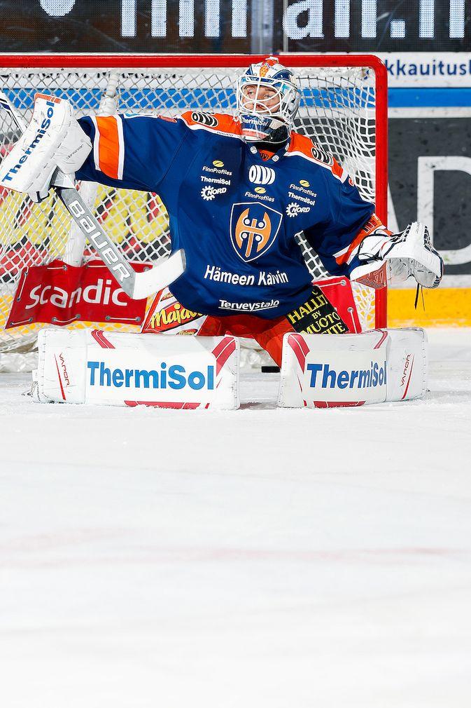 Christian Heljanko hätyyttelee jo ennätyksiä. Kuva: Jukka Rautio / Europhoto