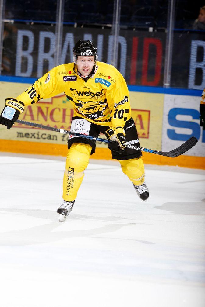 Curtis Hamilton oli viime kaudella SaiPan tehokkaimpia hyökkääjiä. Kuva: Jukka Rautio / Europhoto