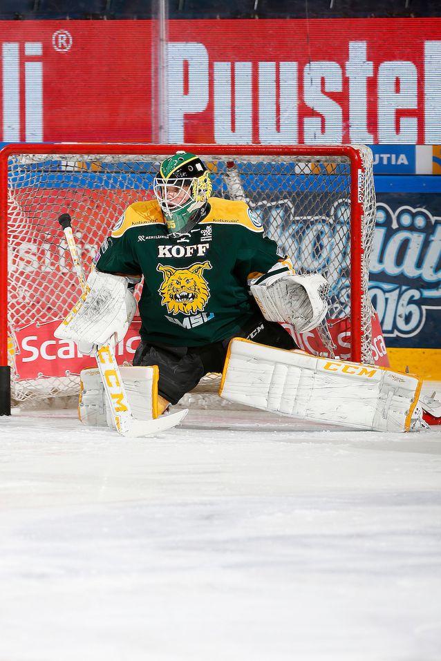 Antti Lehtonen on huimassa vireessä. Kuva: jukka Rautio / Europhoto