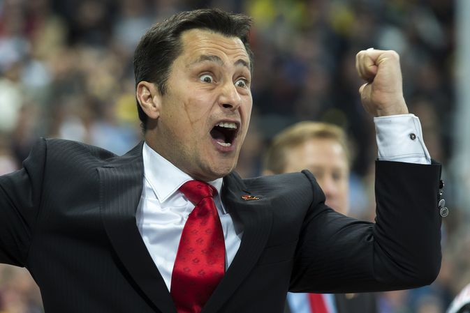Guy Boucher.