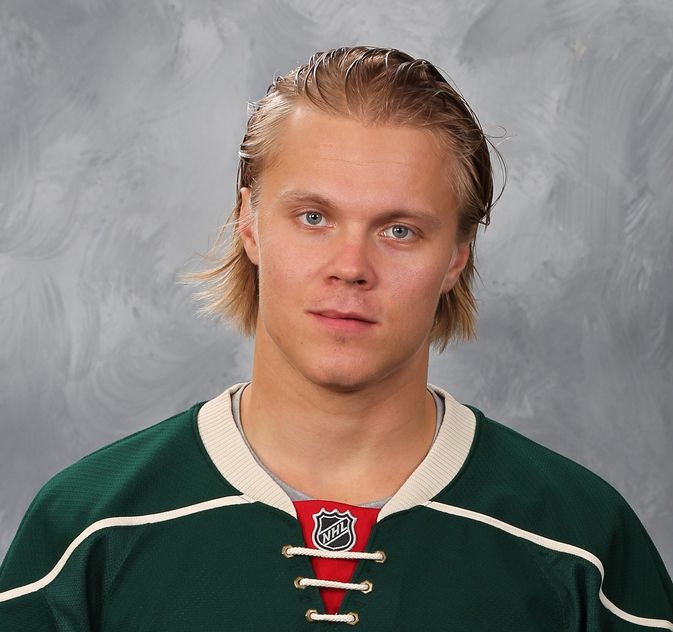 Mikael Granlund.
