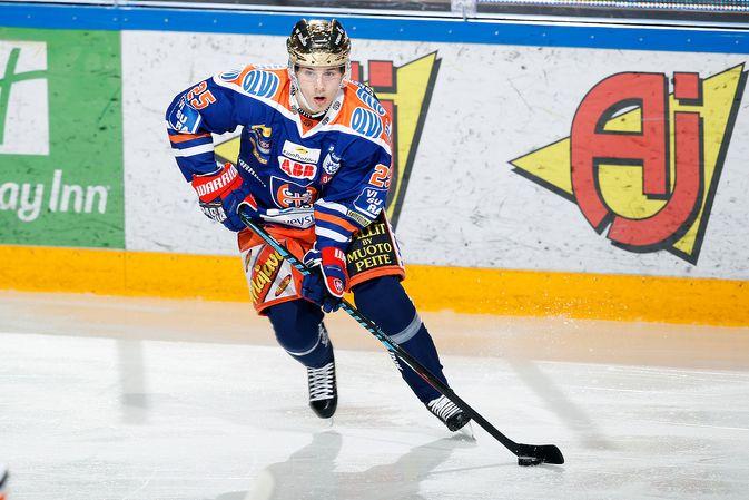 Henrik Haapala on todennäköisin ehdokas pistepörssin voittajaksi. Kuva: Jukka Rautio / Europhoto