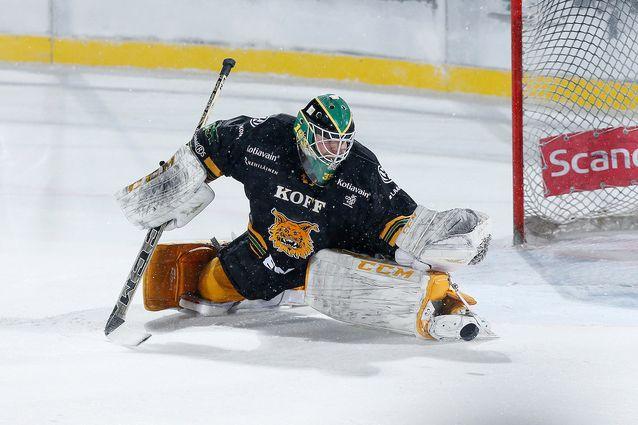 Antti Lehtonen on Ilveksen tärkein pelaaja. Kuva: Jukka Rautio / Europhoto