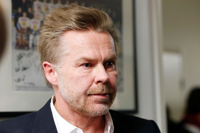 Ilveksen osakas Petri Hietanen on kolmasosa seuran siirtymävaiheen hallituksesta. Kuva: Jukka Rautio / Europhoto