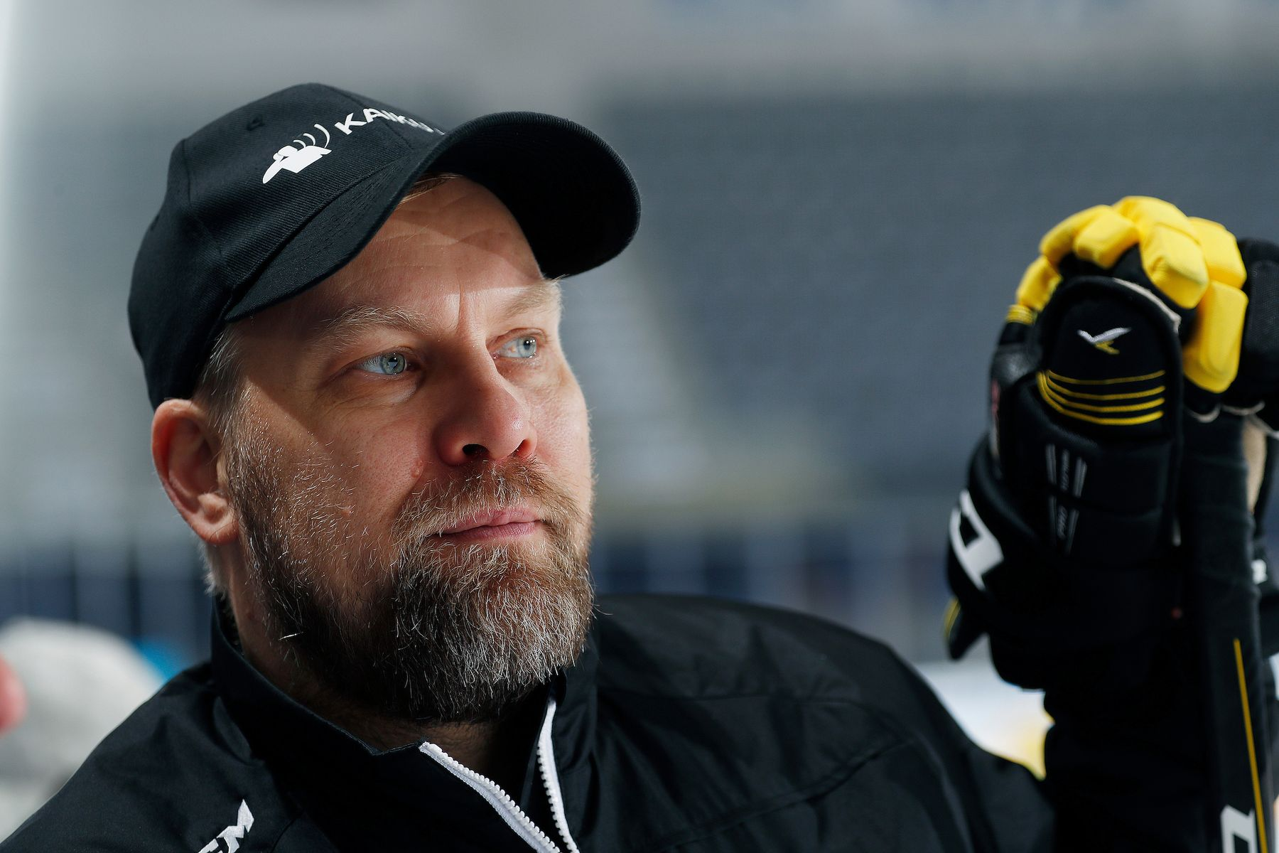 Mikko Manner: Edessä on kevään huumaa ja porilaista hurmosta - Kiekkoareena
