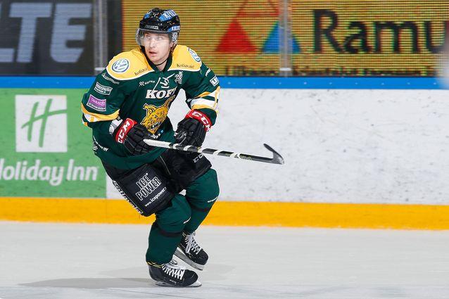 Michael Keränen edustaa tulevalla kaudella KooKoota. Kuva: Jukka Rautio / Europhoto