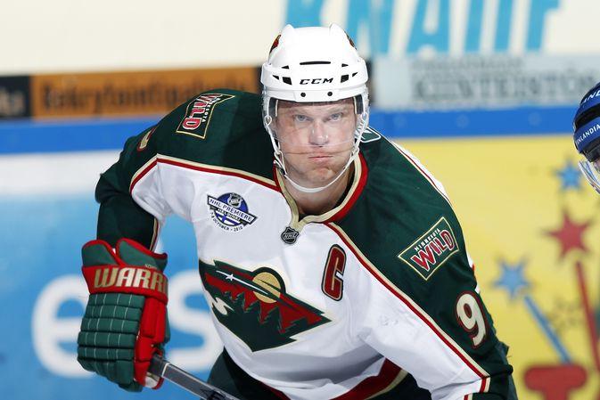 Mikko Koivu.