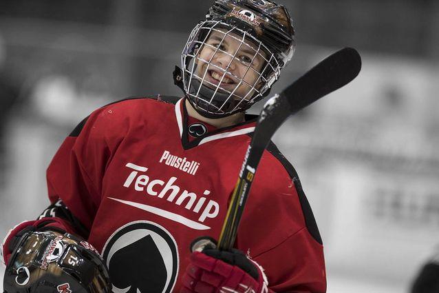 Jesperi Kotkaniemi on ensi kesän draftin ykkösnimi suomalaisista.